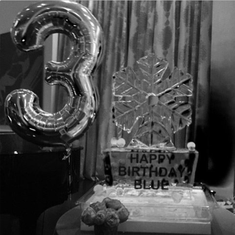 Blue Ivy's third birthday