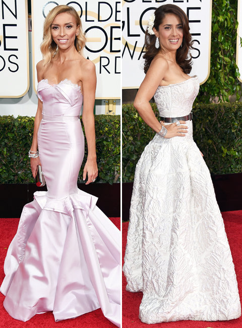 Golden Globes Wedding Trends