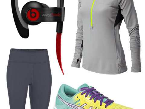 Fashionable Fitness Gear