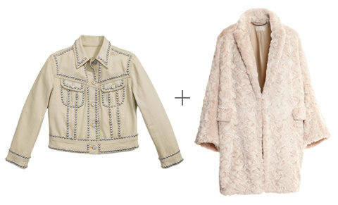 Shopping: Double Jackets