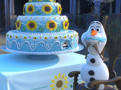 Frozen Fever Movie Stills