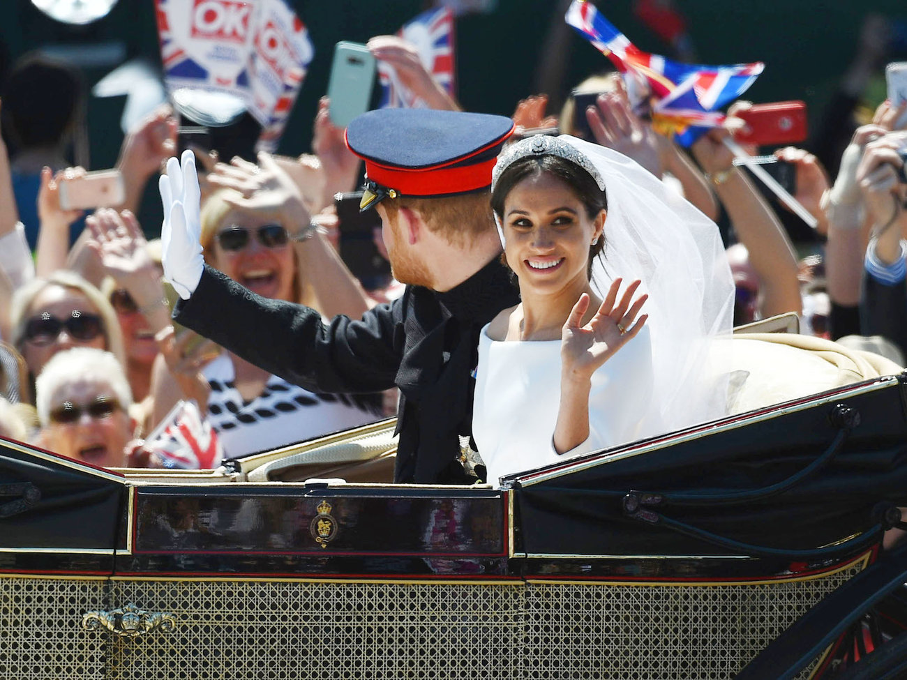 Royal Wedding As Told To lead