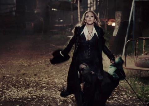Madonna Ghosttown outfits