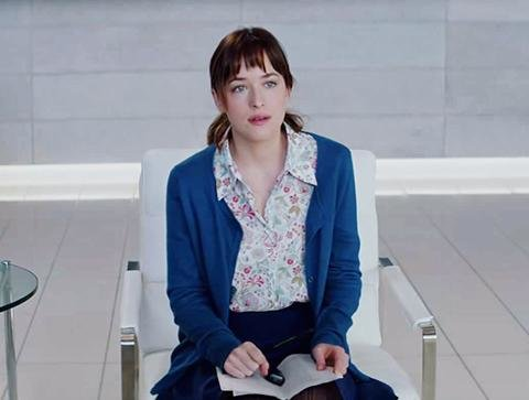 d50a0ec2d42b Anastasia Steele's Outfits From Fifty Shades of Grey | InStyle.com