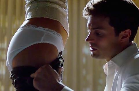 Lingerie in Fifty Shades of Grey