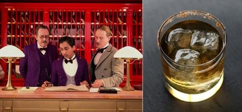 Grand Budapest Hotel Cocktail