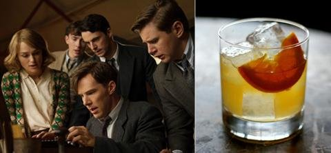 The Imitation Game Cocktail