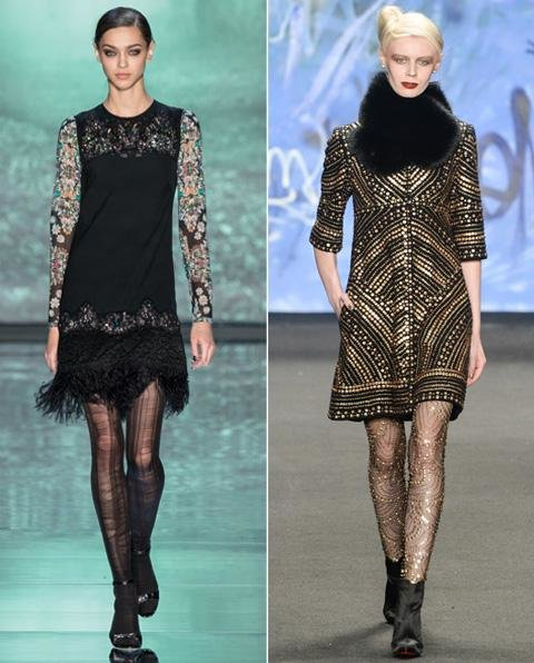 Nicole Miller and Naeem Khan Runway