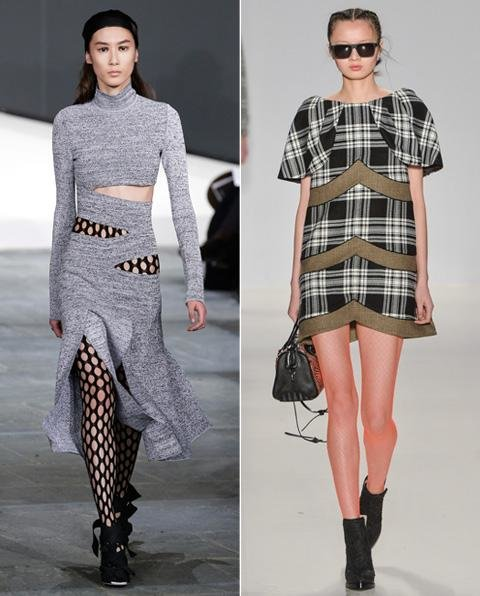 Proenza Schouler and Custo Barcelona Runway
