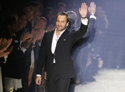 858583ccecd Tom Ford s Star-Studded L.A. Runway Show