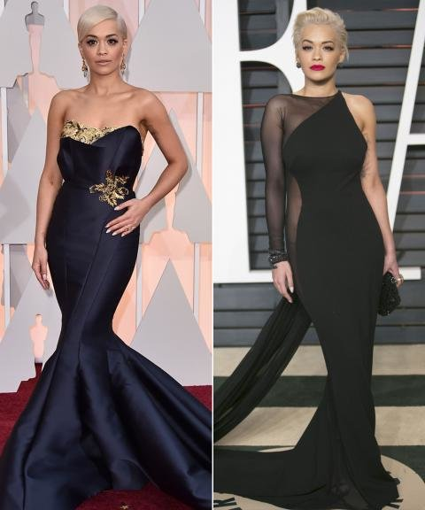 2015 Oscars After-Party Looks