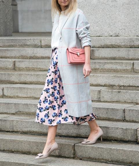 Street Style prints outfit #3