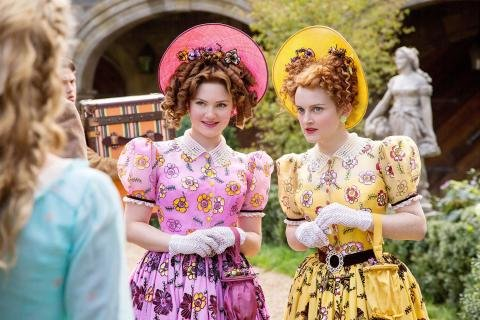 Cinderella Costume Designer Sandy Powell On The Looks Instyle Com