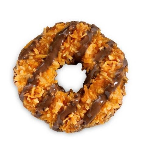 Girl Scout Cookies - Samoas