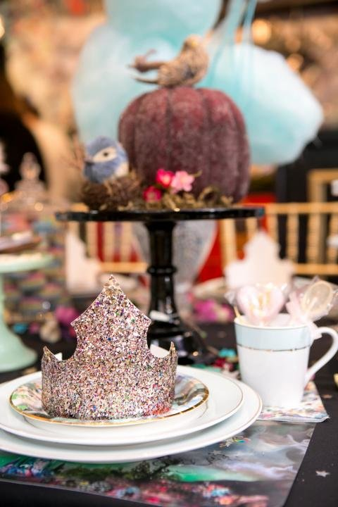 Cynthia Rowley Cinderella party