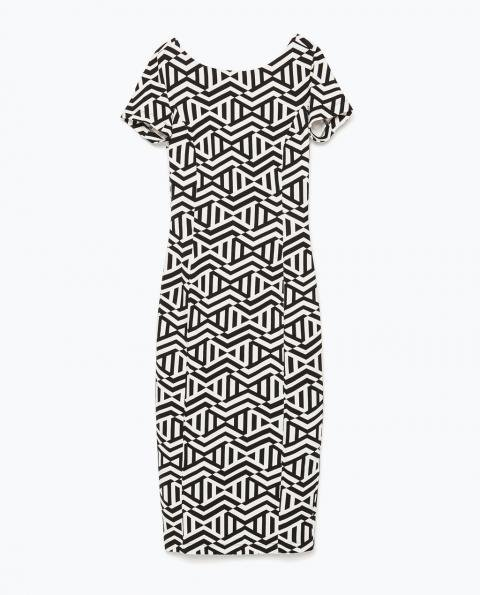 Images of Black & White Graphic Pieces