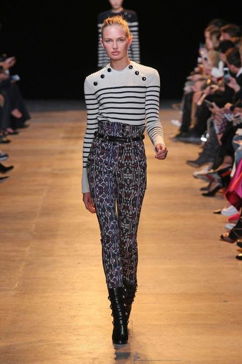 Styling Tricks from Fall Runway
