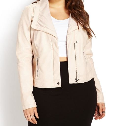 Forever 21 Cropped Jacket