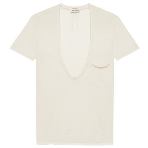 Saint Laurent Wool Tee