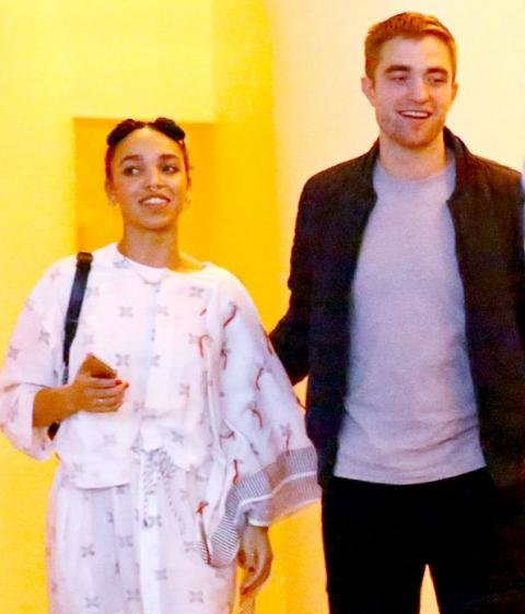 Robert Pattinson and FKA twigs Are Engaged