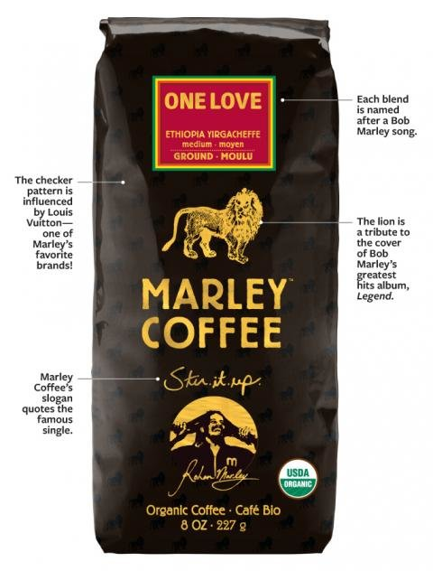 Rohan Marley Spills the Beans on Marley Coffee | InStyle com