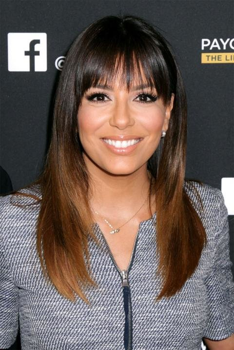 The Right Bangs To Flatter Your Face Shape Instyle Com