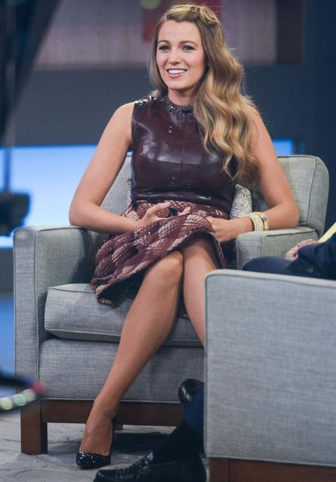 Blake Lively Good Morning America