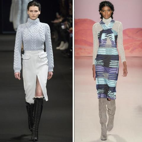 NYFW Fall 2015 Trend: Turtlenecks
