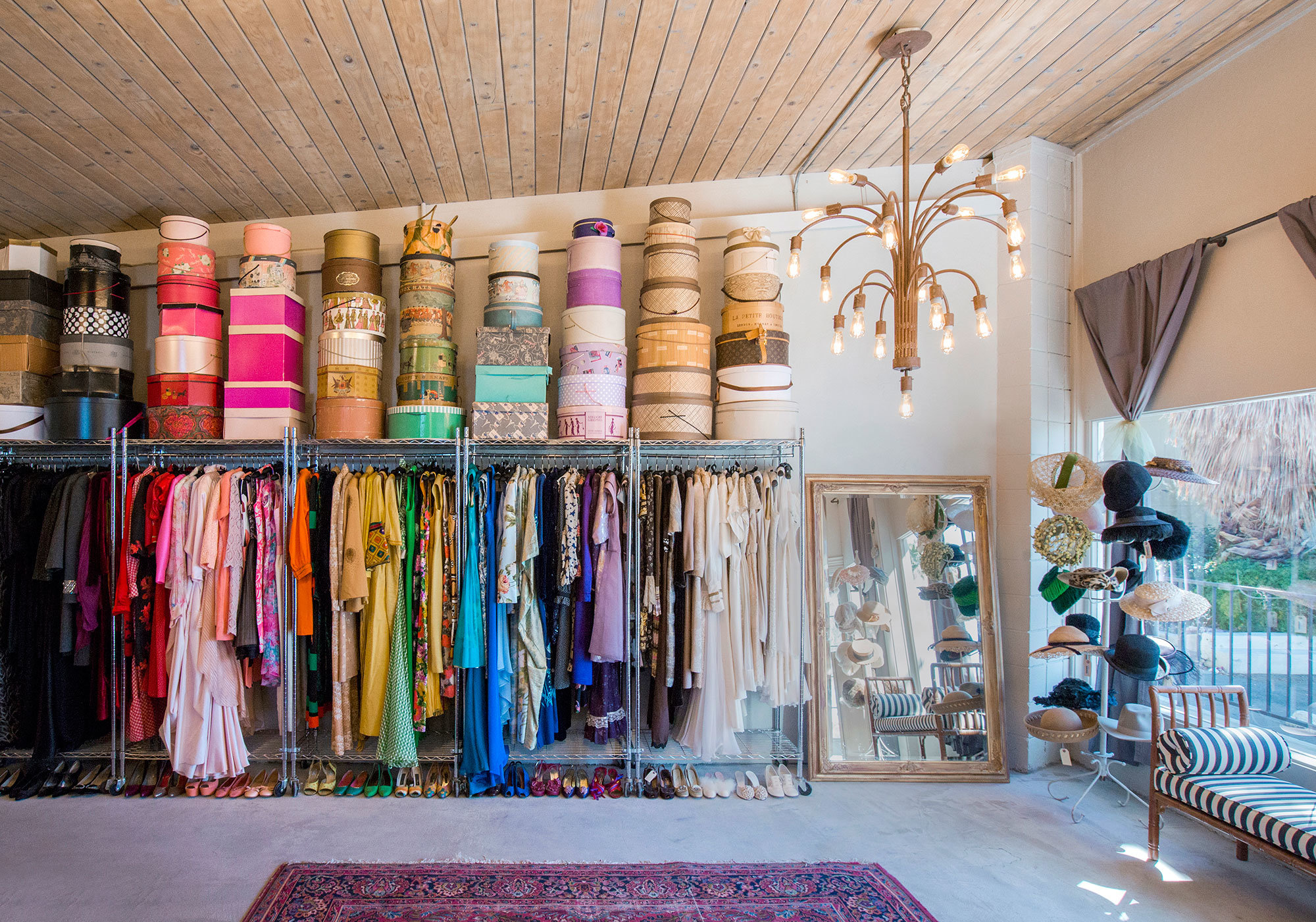 Best Vintage Shops In Palm Springs For Designer Fashion | InStyle.com