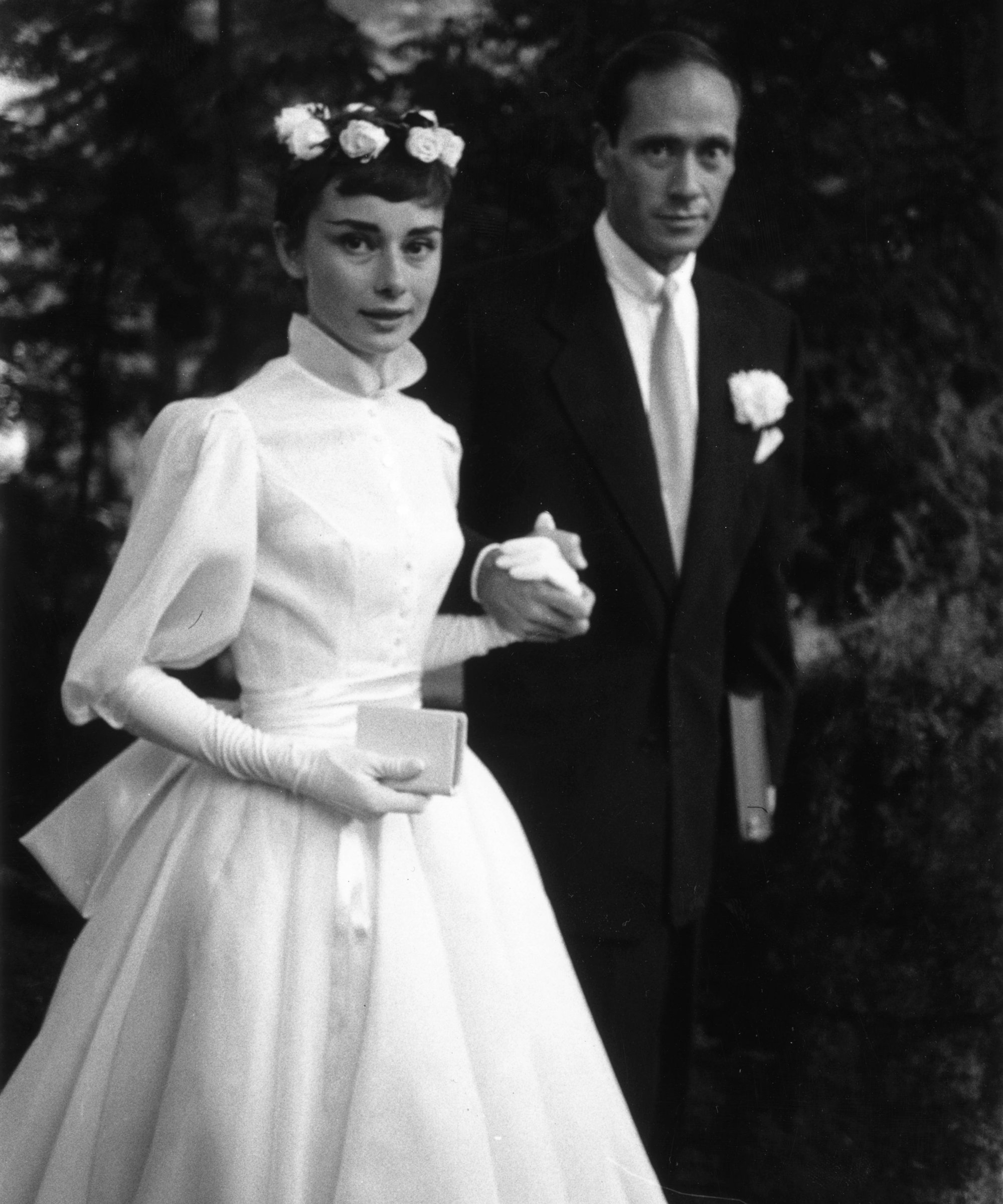 16 Timeless and Gorgeously Romantic Old Hollywood Weddings | InStyle