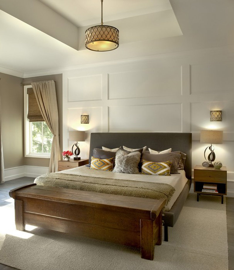 Tips for Decorating a Neutral Bedroom InStylecom