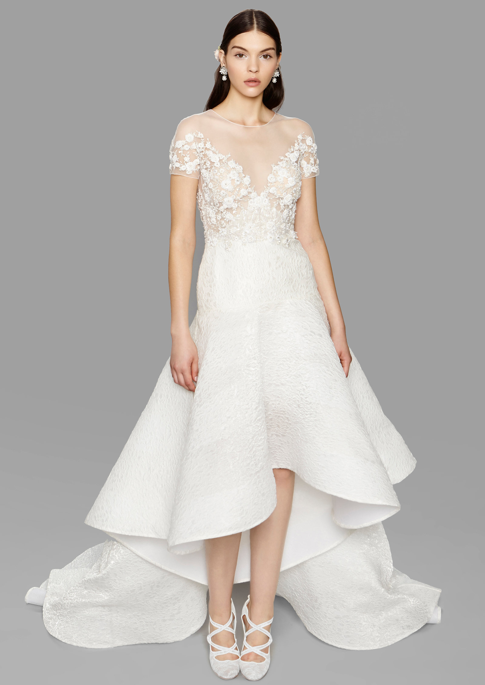 The Most Stunning Fall 2017 Wedding Dresses from Bridal Fashion