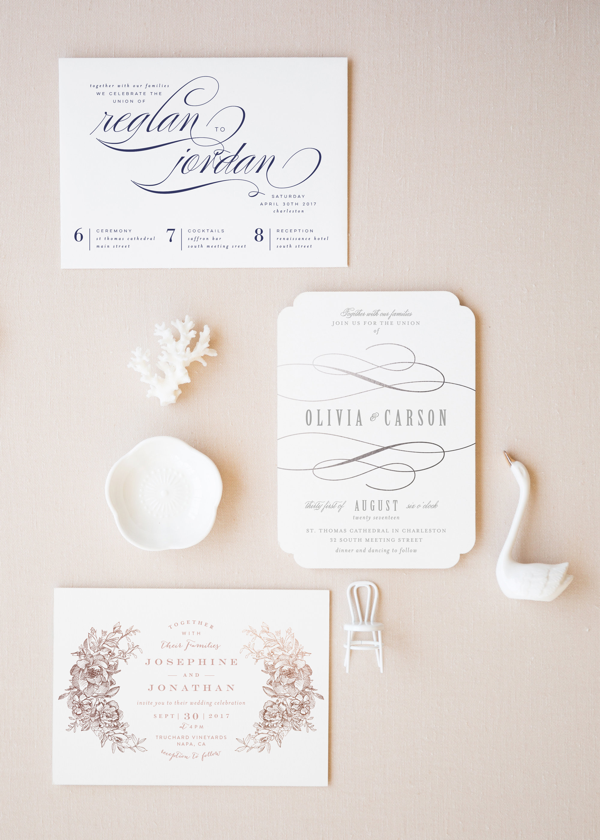 Wedding Invitation Trends 2017 — New Wedding Stationery Ideas for ...