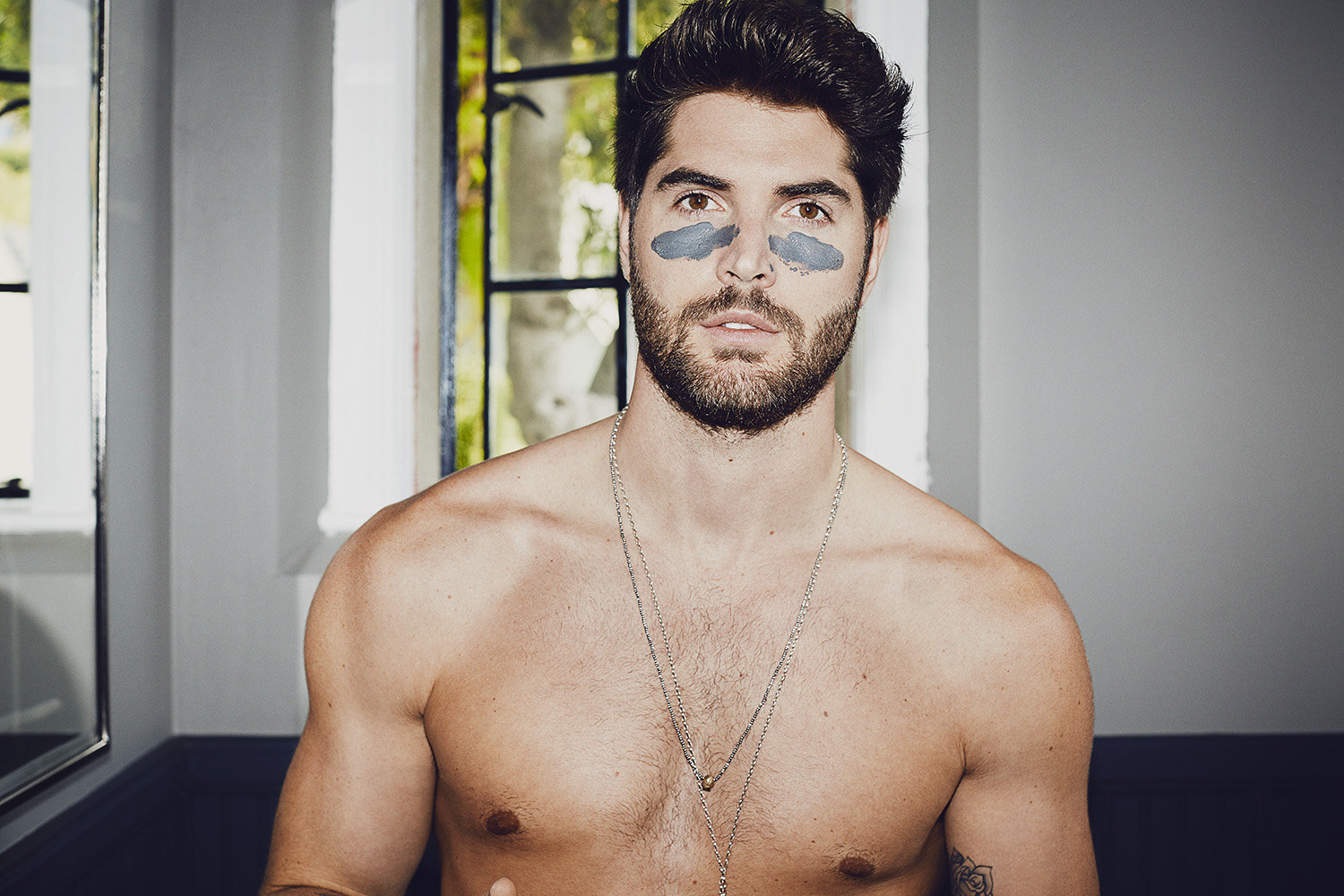 nick bateman on being really good looking instylecouk - De Bachelor Girls Nick