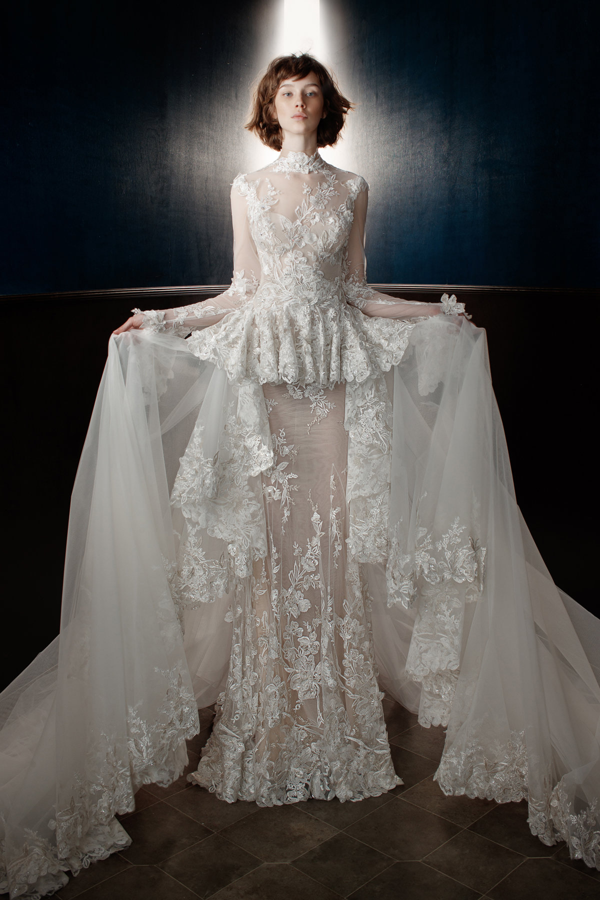 How To Choose The Best Wedding Dress Neckline For Your Body Type ...
