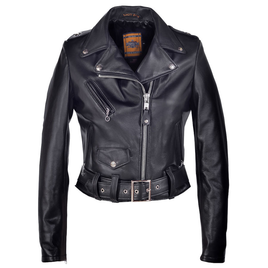 Shop the Best Black Leather Jackets | InStyle.com