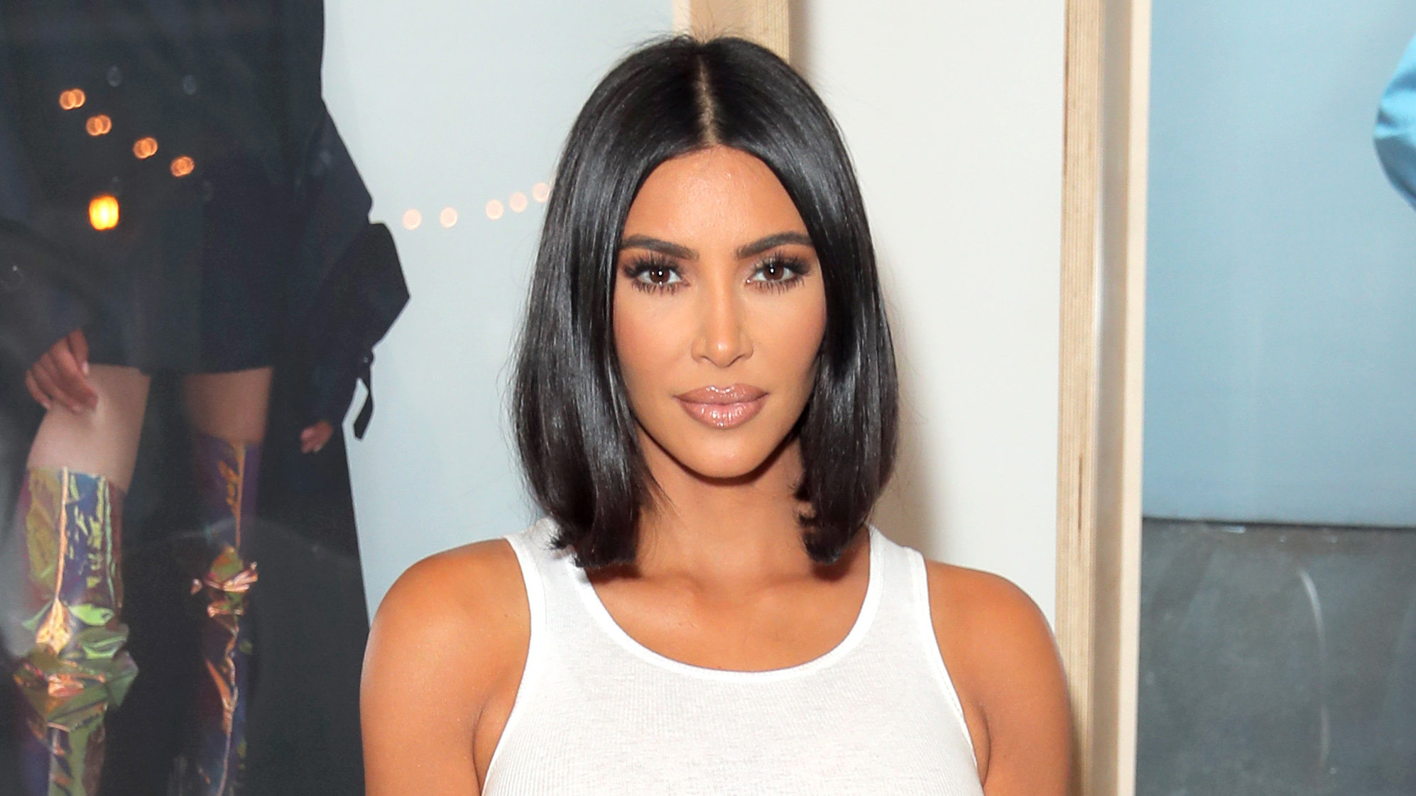 Kim Kardashian Posted a Hilarious Explanation for Why North West Was Wearing a Cast @InStyle