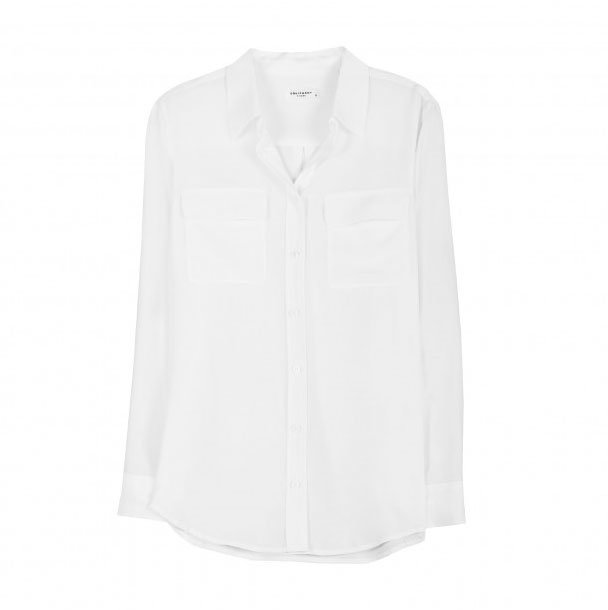 White Shirts: The 6 Best to Buy Now | InStyle.com