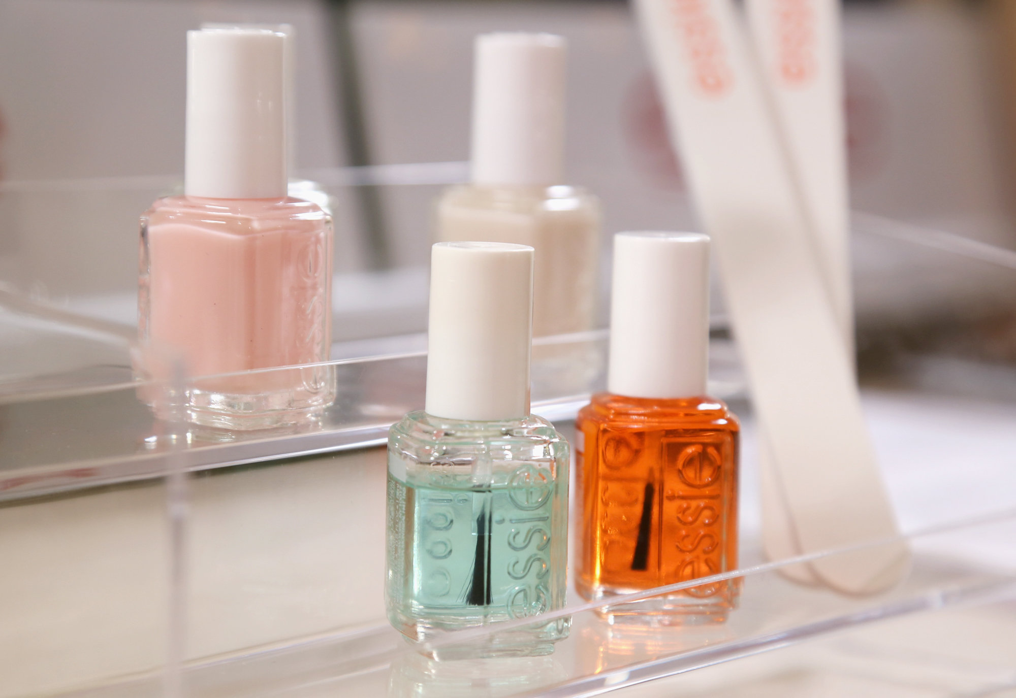 Amazing Nail Polish And Wudu Thick Removing Gel Nail Polish Regular White Nail Polish Ideas Nail Art Using Water Old Light Pink Opaque Nail Polish SoftOpi Nail Polish Blue Essie\u0026#39;s 10 Best Selling Shades | InStyle
