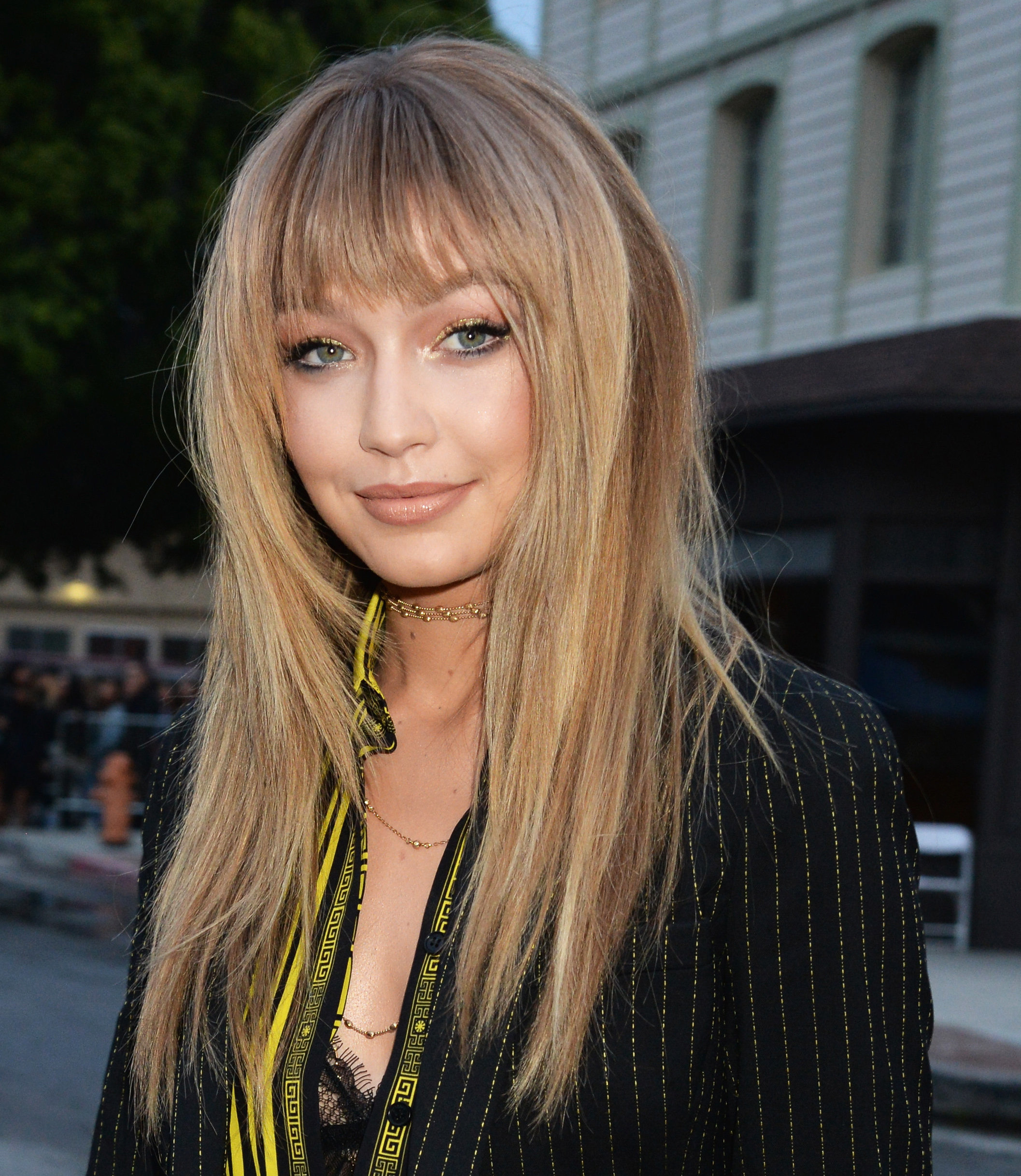 Find The Perfect Bangs For Your Face Shape InStylecom - Good places to get hair cut