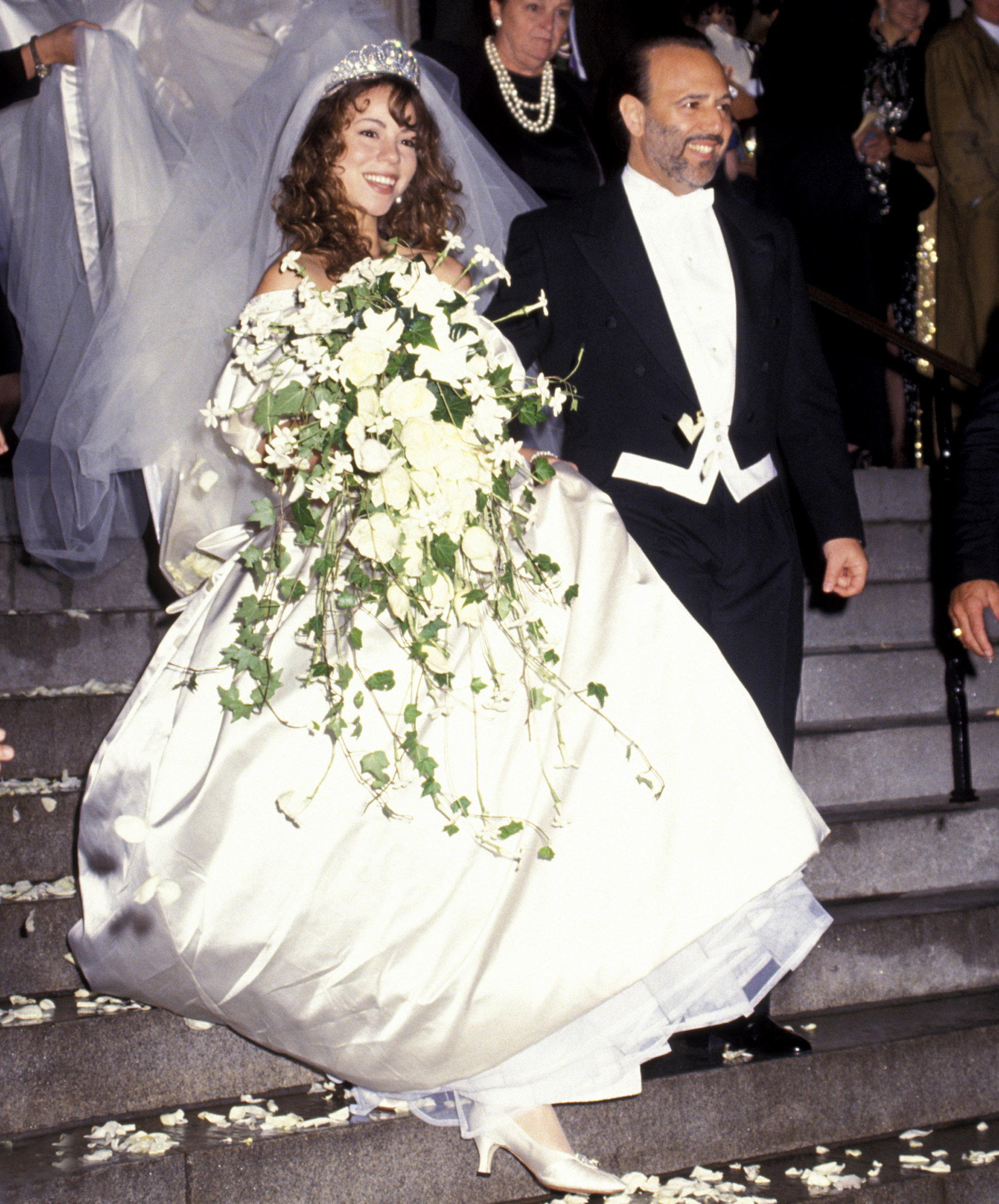celebrities who had the most 90s weddings ever instyle