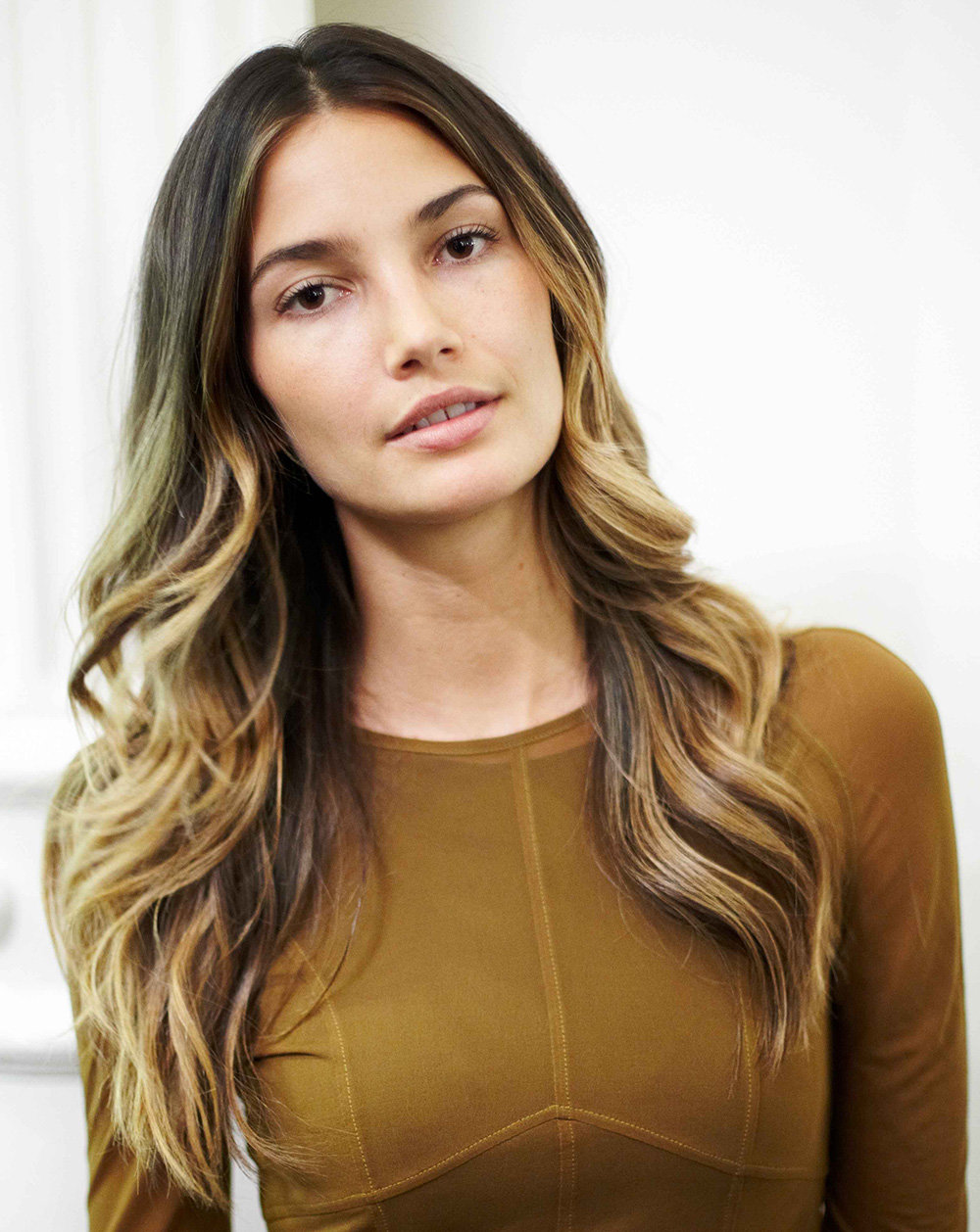 Straight perm for thick hair - This Is The Ombre Color Trend You Re Going To Want To Wear All Season