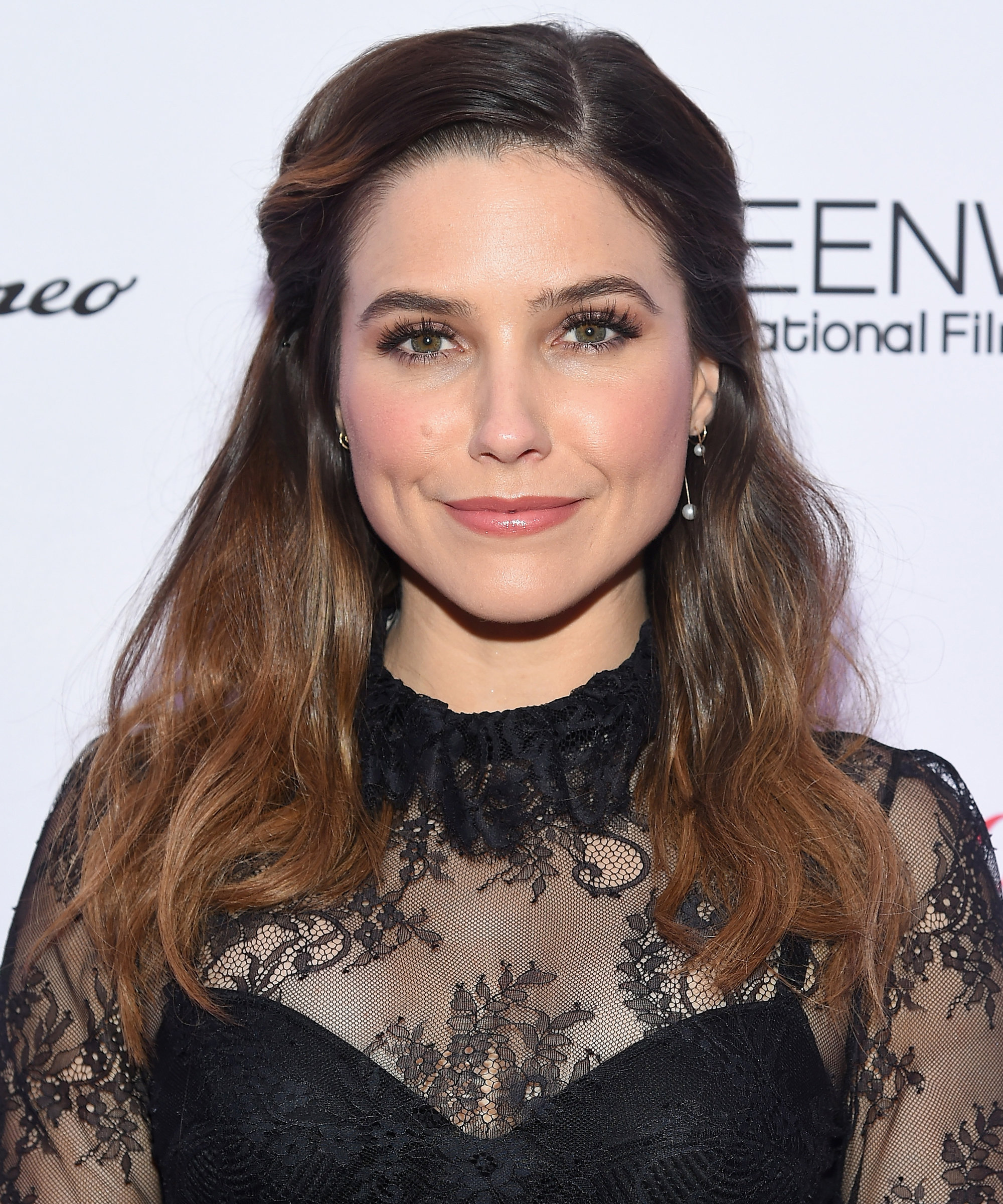 Perming your hair straight - Sophia Bush S My Little Pony Hair Is A Work Of Art