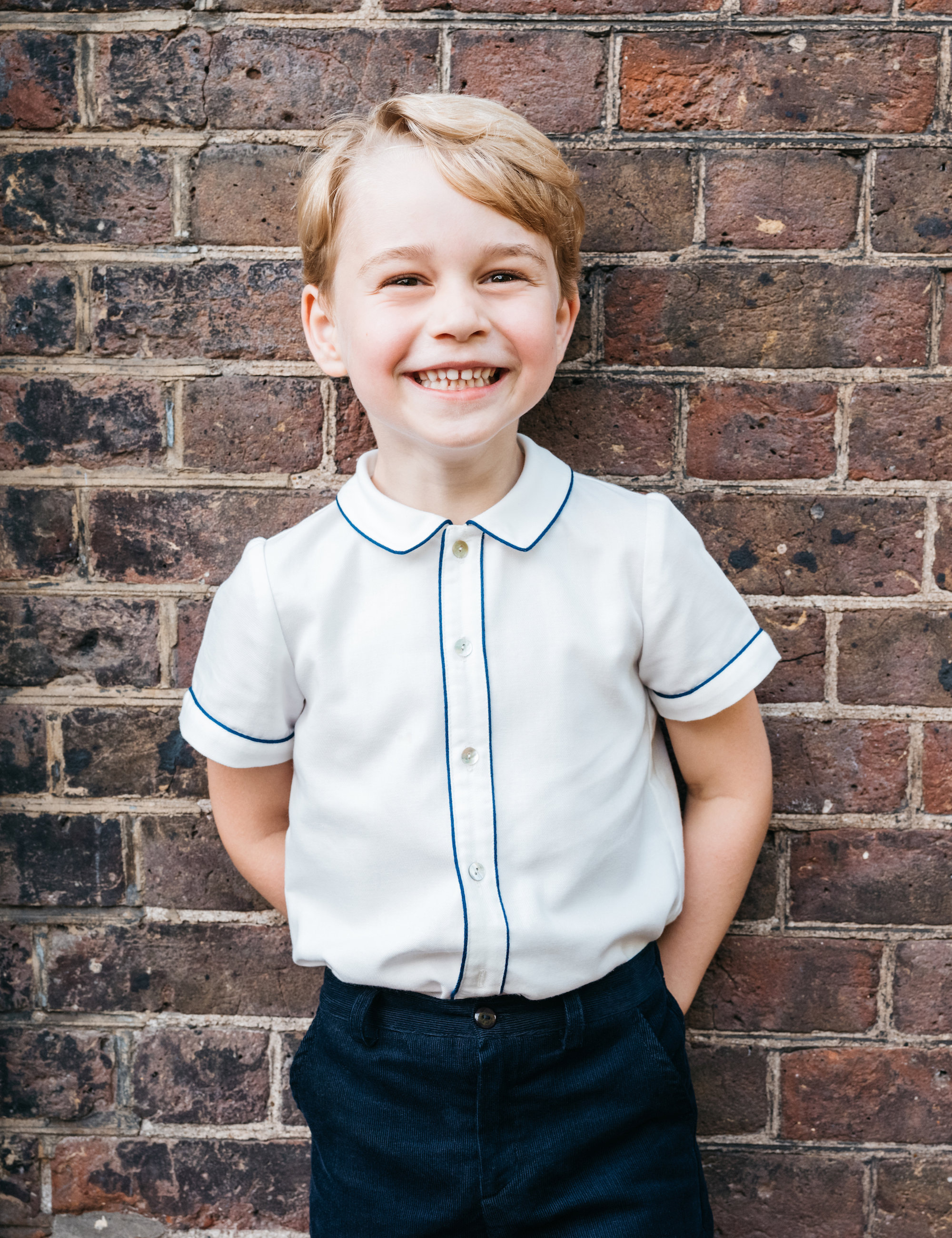 """Prince William Reveals Prince George Is """"Obsessed"""" with Farm Equipment @InStyle"""