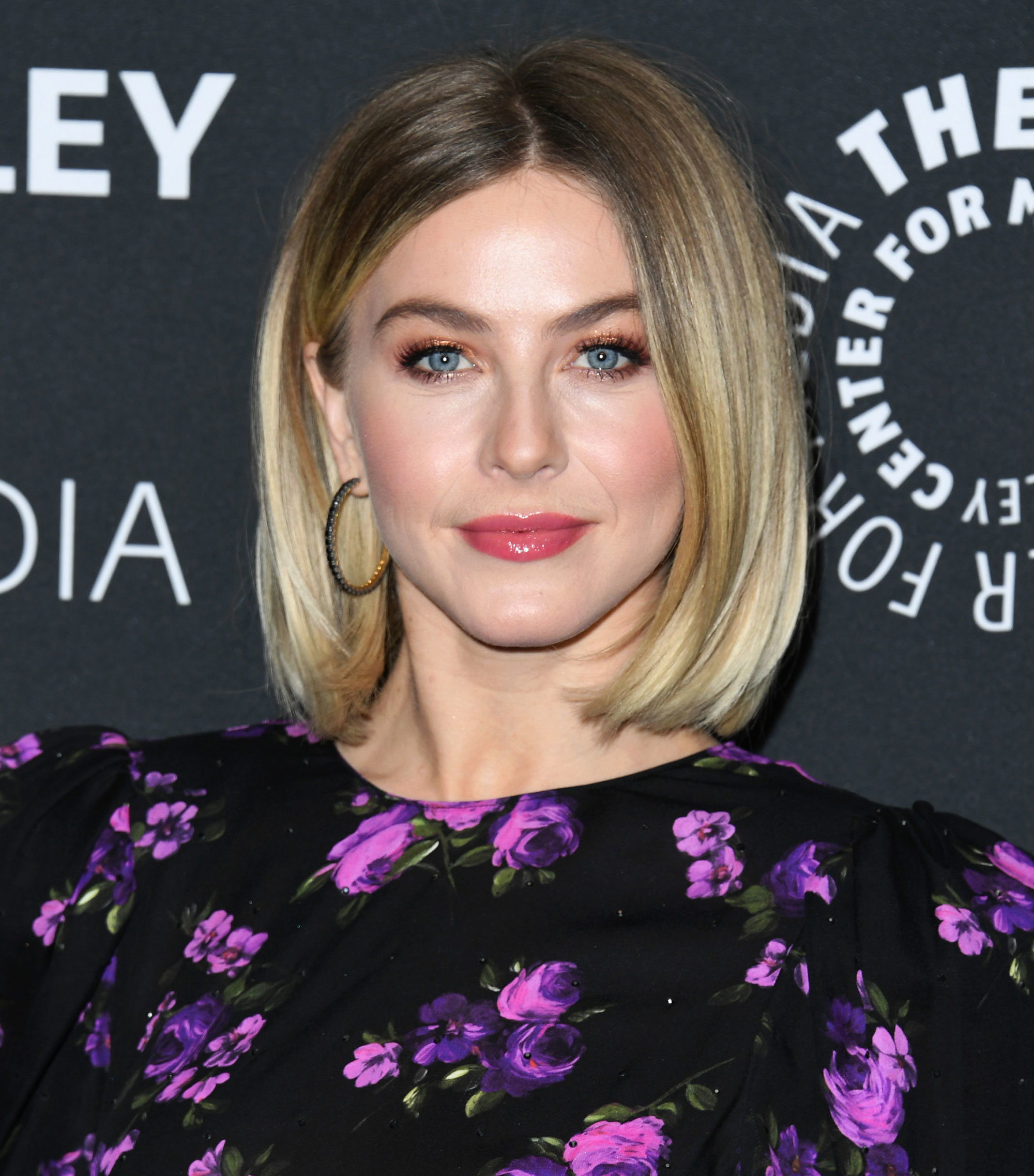 Julianne Hough's New Haircut Is Proof the Blunt Bob Will Still Be Trending in 2020 @InStyle