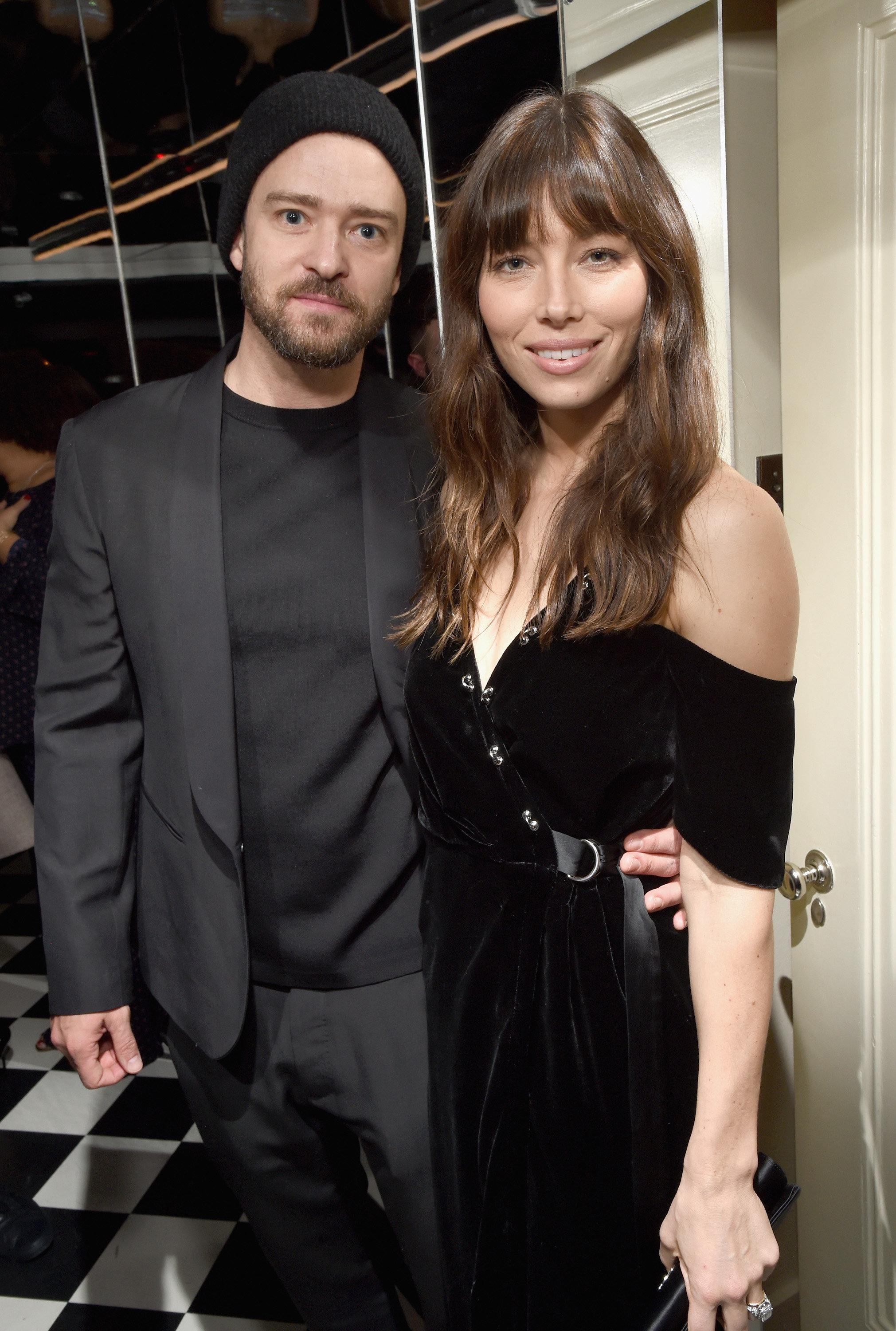 Justin Timberlake Is Leaving Flirty Comments on Jessica Biel's Instagram Posts @InStyle