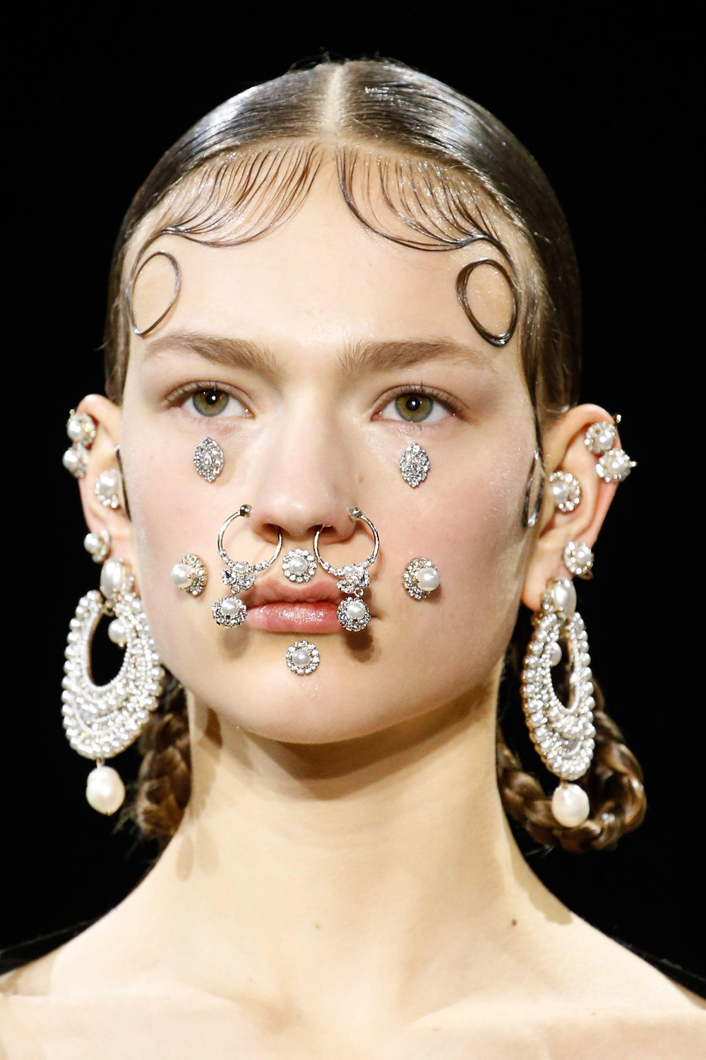 Ear Piercings: The Chic Girl\'s Guide | InStyle.co.uk