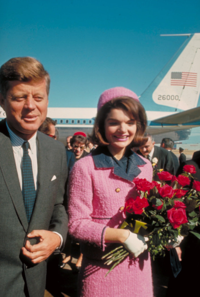 Why Jackie Kennedy's Pink Chanel Suit Is Locked Away Until 2103