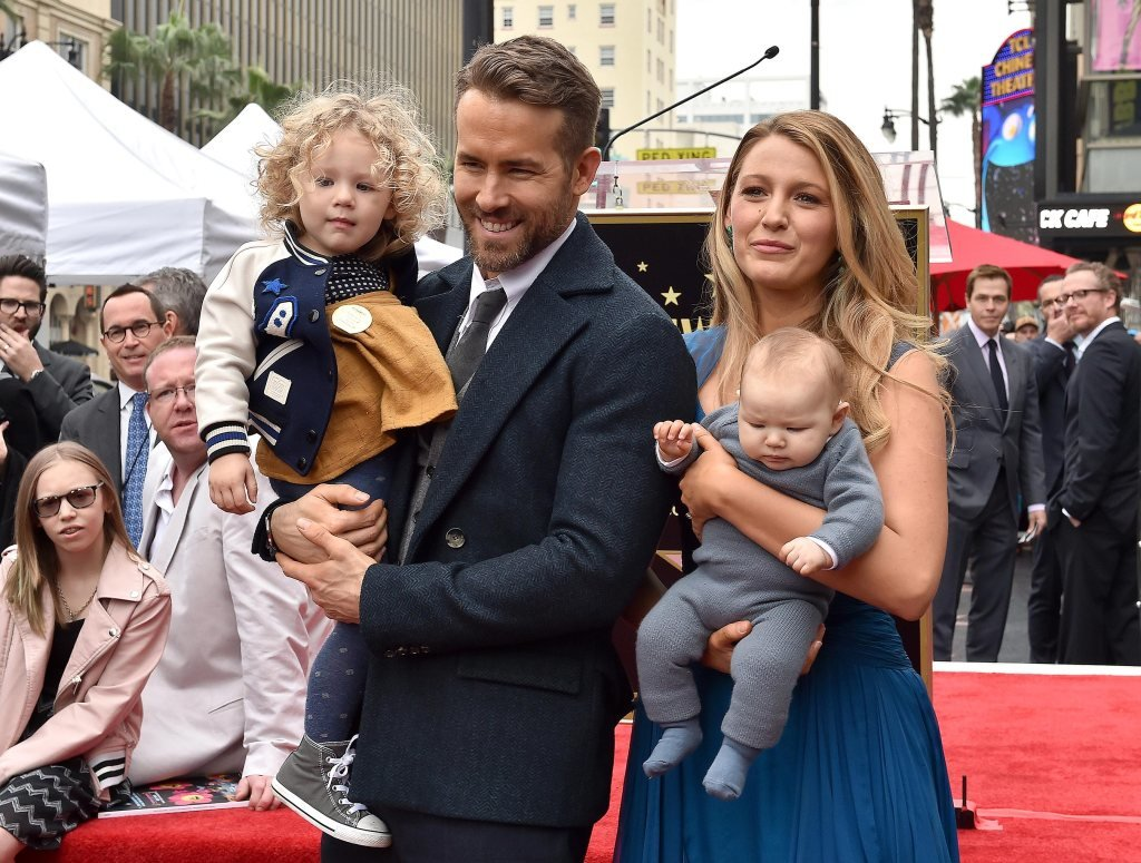 "Mariah Carey's Son ""Snuck Up"" on Blake Lively and Ryan Reynolds While Wearing a Deadpool Mask"