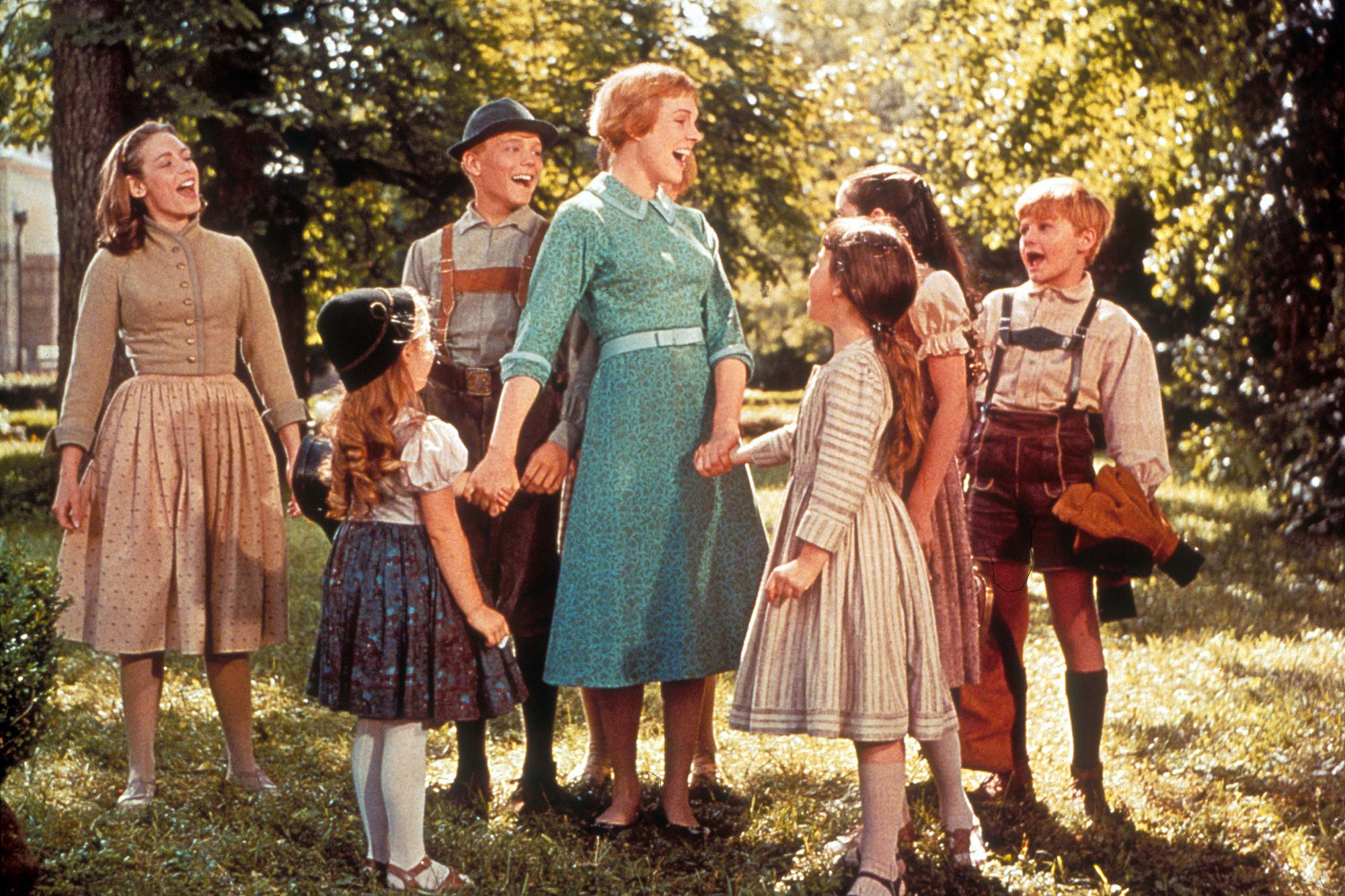 Julie Andrews's Story Is Getting the Katie Couric Treatment
